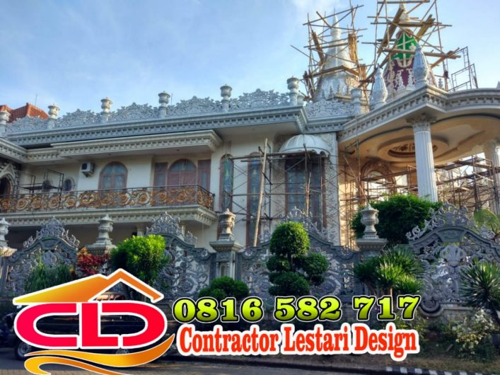 jasa renovasi rumah mewah,spesial rumah mewah, jasa kontraktaor rumah klasik jakarta