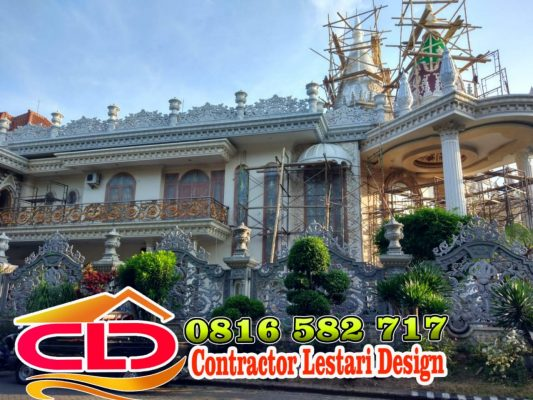 renovasi rumah mewah,spesial rumah mewah,kontraktaor rumah klasik