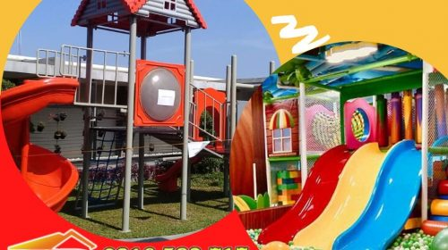 Playground Indoor dan Outdoor