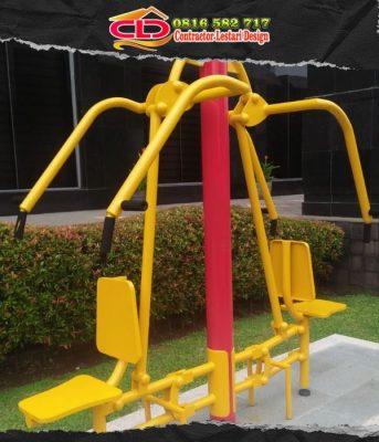 alat fitnes outdoor surabaya