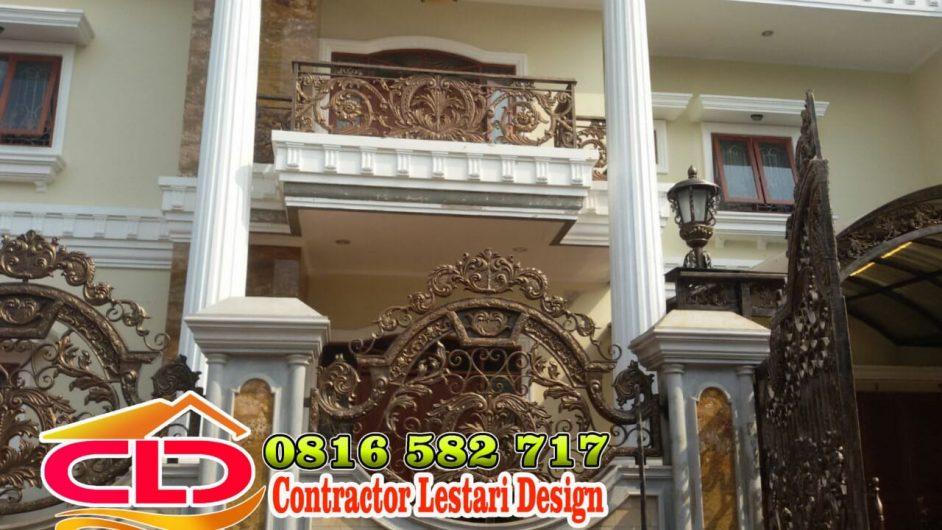 balkon pagar besi tempa,balkon pagar mewah,balkon pagar klasik mewah