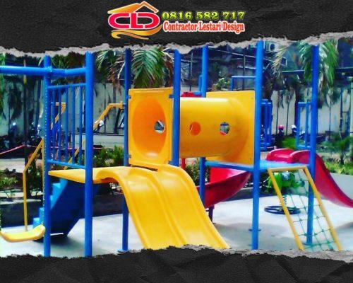 jasa pembuatan playgroud outdoor