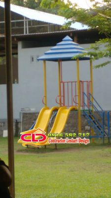 jasa pembuatan playground outdoor