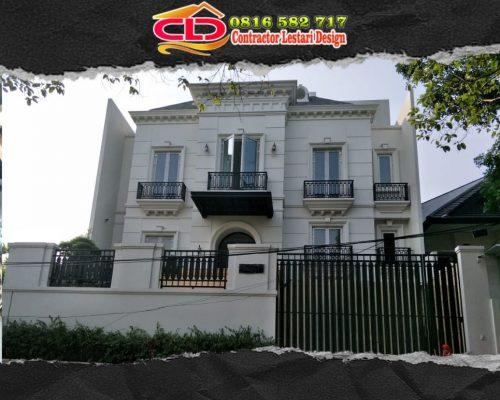 jasa renovasi rumah mewah, bekasi, kontraktor rumah mewah surabaya, jasa renovasi rumah