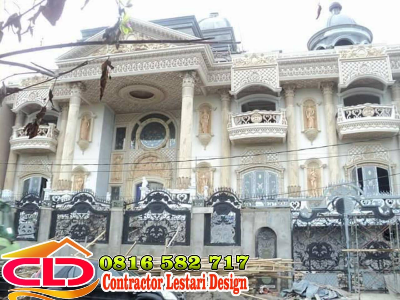kontraktor rumah klasik pluit,kontraktor rumah mewah grogol,kontraktor rumah mewah