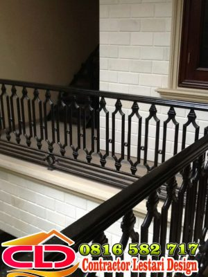 pagar balkon,balkon moderen klasik,balkon mewah,balkon klasik,balkon besitempa