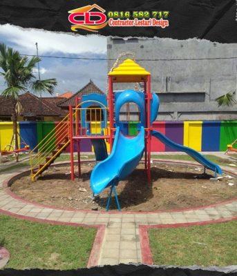 pembuatan playground surabaya