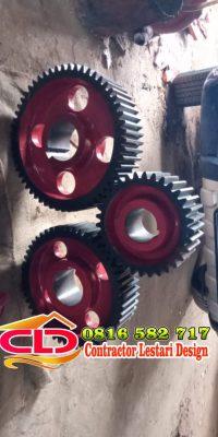 pengecoran logam besi roda,pengecoran logam roda gigi,spesial gigi,produseren gigi kapal,gerbox kapal,metal kapal