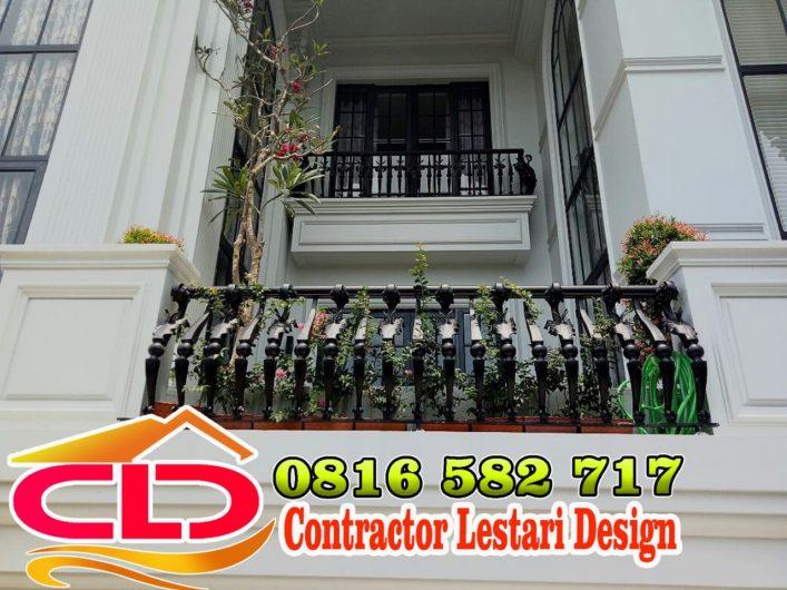 railing klasik modern,railing mewah,railing klasik