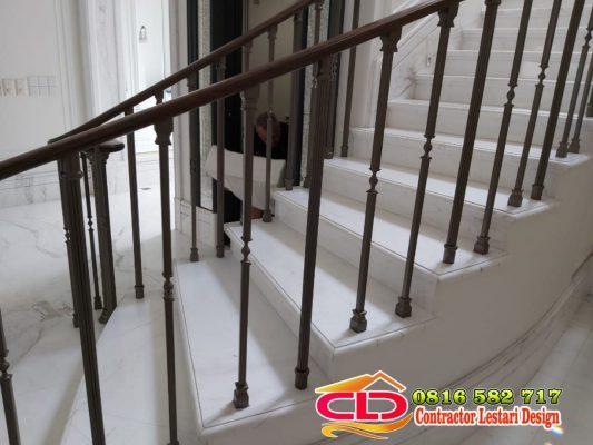 railing modern klasik,railing minimalis klasik,spesialis railing klasik mewah