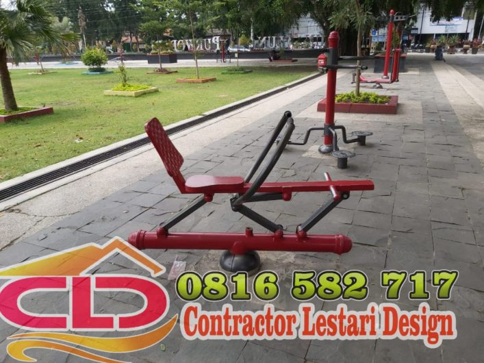 spesial alat fitness outdoor,spesialis alat fitness taman,produksi alat fitness taman