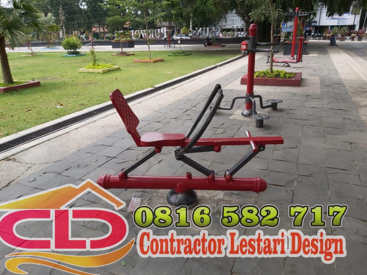spesial alat fitnes outdoor,spesialis alat fitnes taman,produksi alat fitnes taman