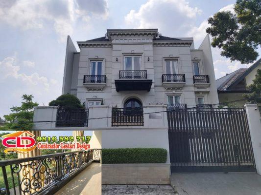 spesialis balkon,balkon railing rumah mewah jakarta,balkon,railing jakarta