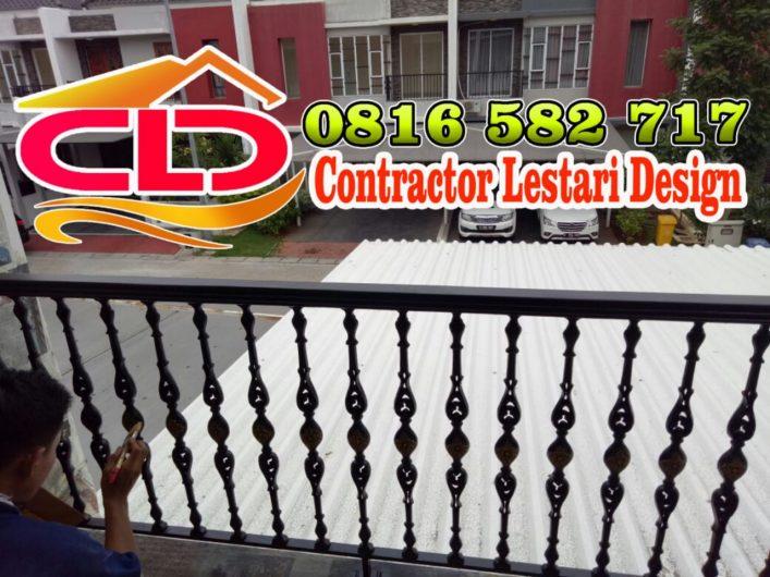 teralis balkon,teralis klasik,teralis mewah