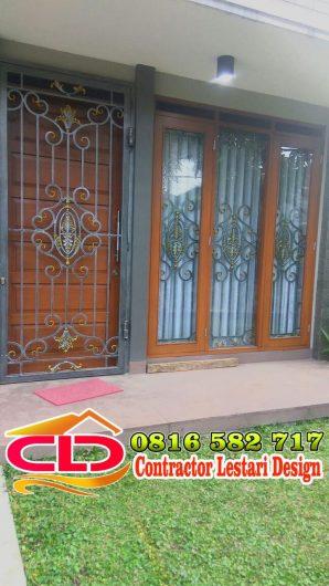 teralis pintu rumah,teralis pintu hed,teralis pintu, teralis pintu klasik