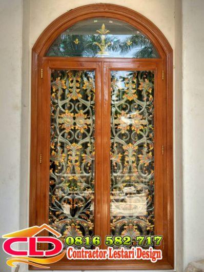 tralis jendela klasik,teralis mewah,teralis untuk jendela,teralis pintu dan jendela