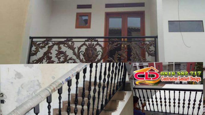 railing rumah mewah,railingminimalis mewah,railing tangga spesialis mewah