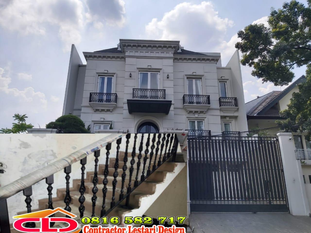railing tangga klasik moderen,railing balkon,klasik,railing tangga klasik minimalis