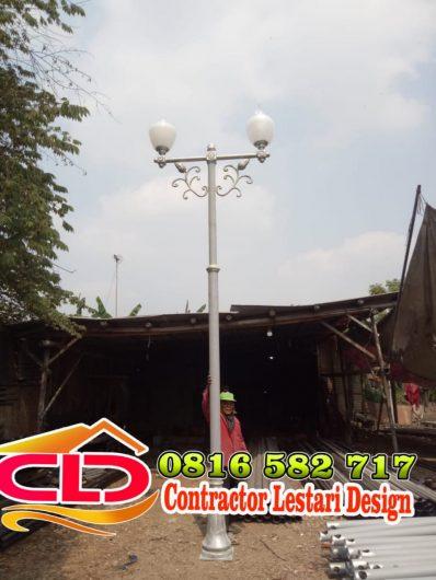 spesialis lampu taman,toko lampu taman,produksi lampu taman,lampu antik