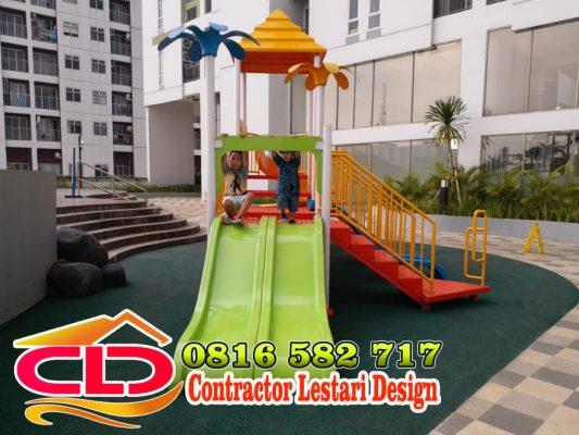 jasa pembuatan playground taman, spesialis playground taman, jual prosotan playground